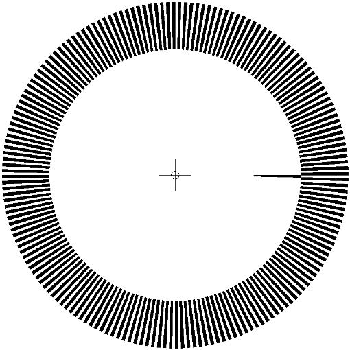 Optical Rotary Encoder Disks