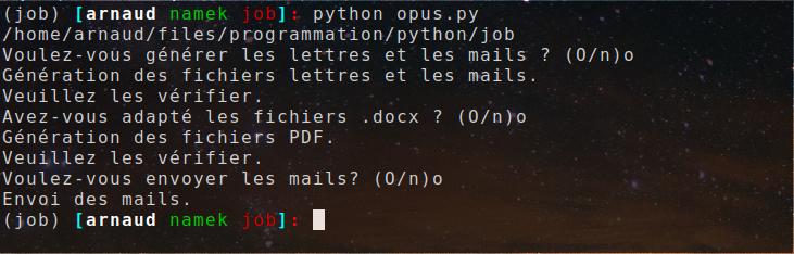 Opus Cli
